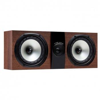 Полична акустика Fyne Audio F300LCR Walnut