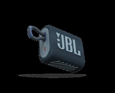 Акустична система JBL Go 3 Blue (JBLGO3BLU)