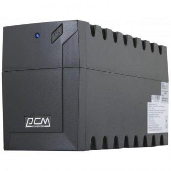 Джерело безперебійного живлення Powercom RPT-1000A IEC