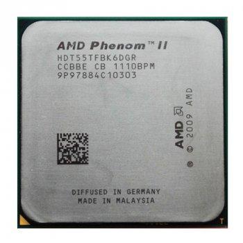 Процесор AMD Phenom II X6 1055T 2,8 GHz AM3 Б/У