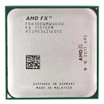 Процесор AMD FX-6100 3,3 GHz AM3+ Б/У