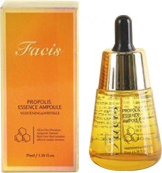 Сыворотка для лица Jigott Facis Propolis Essence Ampoule с экстрактом прополиса 35 мл (8809541280894)