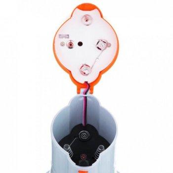 Гучномовець мегафон Kronos HW 8C рупор 15 Вт Білий з червоним (par_8)