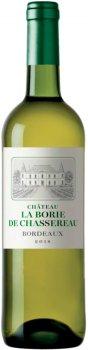 Вино Château La Borie De Chassereau белое сухое 0.75 л 12.5% (3760194521282)