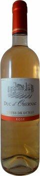 Вино Duc D'obernac розовое сухое 0.75 л 12.5% (3700179903108)