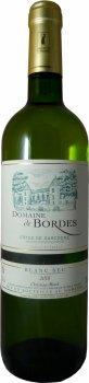 Вино Domaine De Bordes белое сухое 0.75 л 12% (3700179901555)