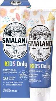 Зубная паста Smaland Mild Fruity Kids Фруктовая 80 г (8801046320778)
