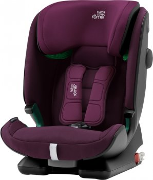 Автокрісло Britax-Romer Advansafix i-Size Burgundy Red (2000033497)