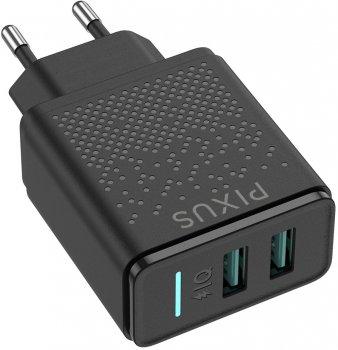Зарядний пристрій Pixus Fast 2