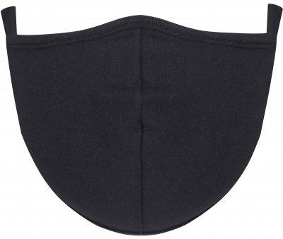 Набор защитных тканевых многоразовых масок Anmerino Черный L/XL 10 шт (255046516)