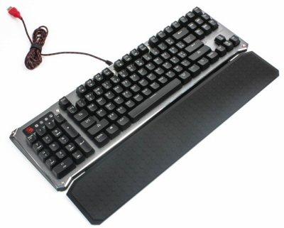 Клавіатура A4tech Bloody B845R Bloody (Jet Black), USB Golden ігрова, мультимедійна, механічна,
