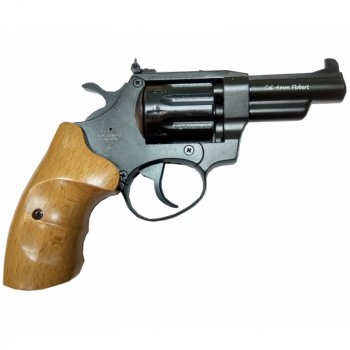 Револьвер под патрон Флобера Safari PRO 431м (3.0'', 4.0mm), ворон-бук