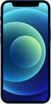 Мобільний телефон Apple iPhone 12 mini 256 GB Blue Офіційна гарантія