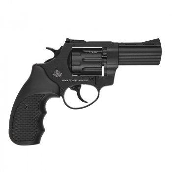 """Револьвер под патрон Флобера Stalker S (3"""", 4.0мм), черный"""