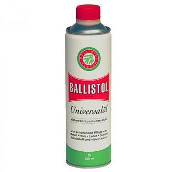 Масло збройне універсальне Klever Ballistol Universal (500мл)