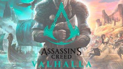 Игра Assassin's Creed Valhalla для PS5 (Blu-ray диск, русская версия)