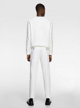 Брюки Zara 0706/326/250 Белые