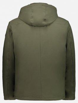 Лижна куртка CMP Man Jacket Zip Hood 30K2897-F977 Oil Green