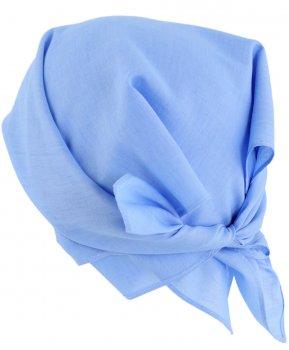 Платок-бандана Trаum 2519-28 Небесно-голубой (4820002519289)