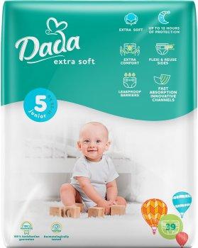 Підгузки для дітей Dada Extra Soft 5 11-25 кг 39 шт. (4823071646429)