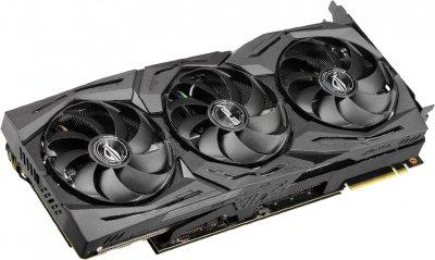 Asus PCI-Ex GeForce RTX 2080 Ti ROG Strix 11GB GDDR6 (352bit) (1350/14000) (2 x HDMI, 2 x DisplayPort, 1 x USB Type-C) (ROG-STRIX-RTX2080TI-O11G-GAMING)