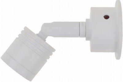 Настінний світильник Brille AL-539/1W NW LED WH (27-057)