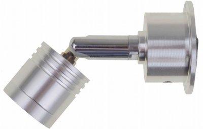 Настінний світильник Brille AL-539/1W NW LED SL (27-055)
