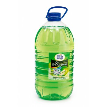 Жидкое мыло Шик Сочное яблоко 4,5 л
