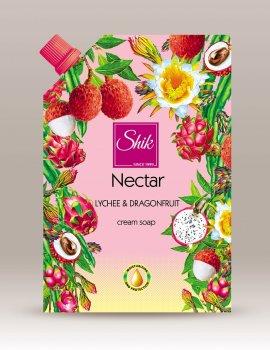 Жидкое крем-мыло Шик Nectar Личи и питахайя 460 мл