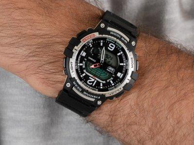 Чоловічі годинники Casio WSC-1250H-1AVEF