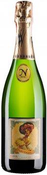 Вино игристое Naveran Cava Brut Vintage 2018 белое брют 11.5% 0.75 л (8420870300024)