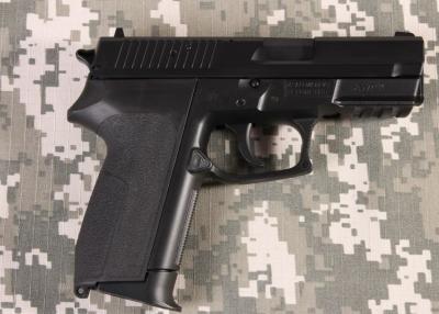 Пістолет пневматичний SAS (Sig Sauer Pro 2022). Корпус - пластик (2370.14.25)