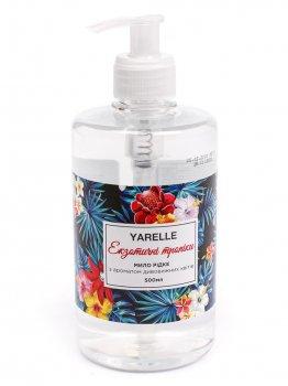 Жидкое мыло Yarelle Экзотические тропики с ароматом удивительных цветов 500 мл