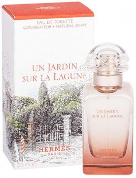 Туалетная вода для женщин Hermes Un Jardin Sur La Lagune 50 мл (3346133600043)