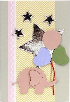 Набір для творчості Умняшка Кардмейкінг Виготовлення листівки (ОТК-019) (4820129200961)