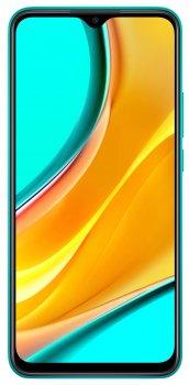 Мобільний телефон Xiaomi Redmi 9 4/64GB Ocean Green (Global ROM + OTA)
