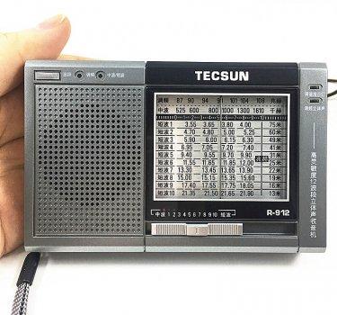 Радіо Tecsun R912
