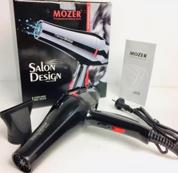 Фен для укладання волосся Mozer MZ-5919 3000W Black