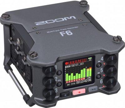 Диктофон цифровой Zoom F6