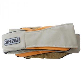 Массажер роликовый для шеи и спины Elite Massager Of Neck Kneading (EL-MG8009)