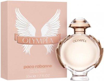 Парфюмированная вода для женщин Paco Rabanne Olympea Woman 50 мл (ROZ6400100318)