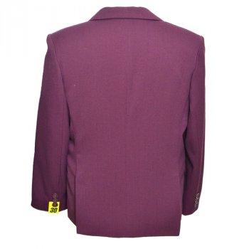 Пиджак школьный Promatelie 111/34-1 Бордовый