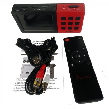 Карта відеозахоплення з HDMI до USB і відеотрансляції Ezcap273A