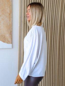 Блуза DNKA с41500 Біла