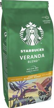 Кофе Starbucks Veranda Blend натуральный жареный молотый 200 г (7613036932158)