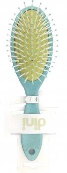 Щетка для волос Dini массажная овальная FC-006 голубая (4823098411208)