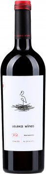 Вино Leleka Wines червоне напівсолодке 0.75 л 12% (4820004385295)