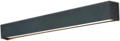 Настінний світильник Nowodvorski NW-9617 Straight wall LED graphite М