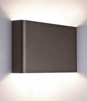 Настінний світильник Nowodvorski NW-9710 Haga graphite