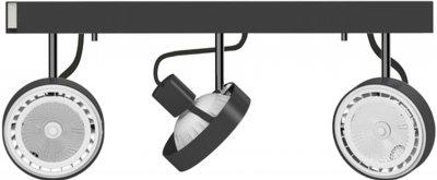 Спотовий світильник Nowodvorski NW-9596 Cross graphite